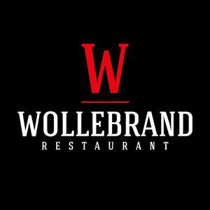W Logo Restaurant Zwart 300